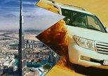 Dubai City Tour & Desert Safari With BBQ Dinner
