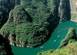 Asia - China: Longqingxia Gorge Cruise and Guyaju Cave Dwellings Private Day Tour