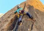 Sport Climbing Class in Joshua Tree National Park