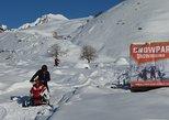Snowmobile Tour in Gudauri Resorts from Tbilisi