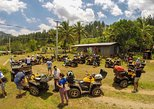 Cultural Quad Bike Adventure in Fiji