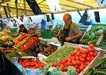 Local Food Market Walking Tour near the Marais
