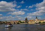 Prague Walking Tour and Buffet Lunch River Cruise