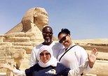 Cairo Layover Tours to Giza Pyramids Egyptian Museum & Bazaar