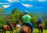 Arenal Volcano Combo 2 Horseback Riding & Baldi Hot Springs Private Tour