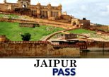 Jaipur 8 Attraction E-Tickets with Optional Jaipur Sightseeing Trip