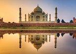 Skip the Line: Taj Mahal and Agra Fort E-Tickets W/ Optional Trips