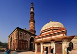 Qutub Minar Admission Ticket with Optional Delhi Sightseeing Trip