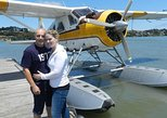 Private Romantic Sunset Champagne Seaplane Tour over San Francisco