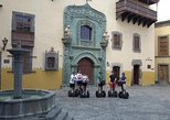 Las Palmas Old Town tour on Segway