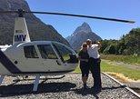 2-Hour Milford Sound Helicopter Tour Including Glacier Landing