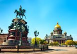Cultural Tour of the Treasures of Saint Petersburg in 3 Hours