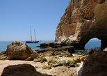 Sailing The Algarve Coastline Cruise with BBQ on the Beach