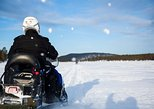 Ice Fishing Safari to Lake Inari from Kakslauttanen with Lunch over Campfire