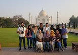 Private Day Tour of Taj Mahal and Agra Fort By Superfast Train - All Inclusive