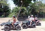 ATV Tour of the Mayan Jungle