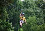 Beach View Zipline Tour in San Juan del Sur from Managua