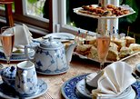 Afternoon Tea at Graycliff Hotel