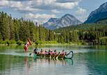 Banff National Park Big Canoe Tour