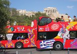 City Sightseeing Athens, Piraeus & Beach Riviera Hop-On Hop-Off Bus Tour