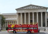 City Sightseeing Budapest Hop-On Hop-Off Bus Tour with Optional Boat Ride