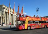 City Sightseeing Berlin Hop-on Hop-off Bus Tour with optional attractions
