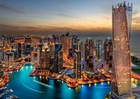 5-hour Dubai Illuminations and Nightlife Tour