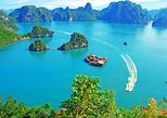 Halong Bay Full-Day Guided Tour Including Cruise, Kayaking and Lunch from Hanoi