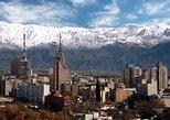 City Tour de Mendoza com o Cerro de la Gloria. Mendoza, ARGENTINA