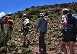 Trekking e Rapel para Quebrada del Salto Fall, de Mendoza. Mendoza, ARGENTINA