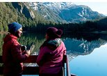 Boat navigation to Puerto Blest and Los Cantaros Falls from Bariloche