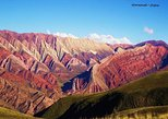 Excursion to Humahuaca Canyon & Horconal (14-color hill) from Jujuy