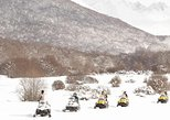 Full-Day: Nordic Ski, Snowshoes, Snowmobile, Sledding in Ushuaia Blanca
