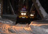 Evening Adventure - Snowmobile and Snowshoes through the path of the Pioneers!