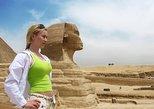 Ganztägige Tour zu den Pyramiden von Gizeh und der Sphinx, Sakkara und Memphis
