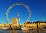 London Eye and Thames River Sightseeing Cruise