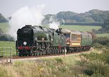 Steam Train and Sea Cruise Adventure Including the Jurassic Coast from Poole