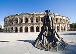 Provence Wine and Heritage Tour from Avignon: Les Baux de Provence, Nimes and Uzès