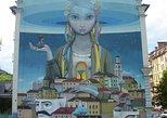 Kiev's Artist Murals