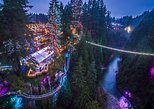 walk across the capilano suspension bridge