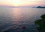 Sunset Kayaking from Lopud island