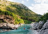Blue Tara river rafting from Dubrovnik