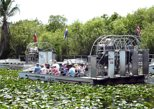 Shared Everglades Airboat Tour With Private Ground Transportation