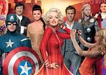 Hollywood Pass: Madame Tussauds, Celebrity Homes Tour and Hop-on Hop-off 24 HR