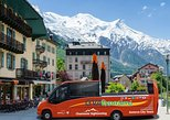 Chamonix Day Trip from Geneva with Open Top Bus (Including attraction tickets)