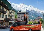 Chamonix Day Trip from Geneva with Open Top Bus (Including tickets and lunch)