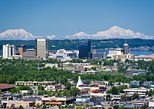 USA - Alaska: Anchorage All Around City Tour w/ taste of Wild Smoked Salmon & Reindeer Sausage