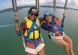 Parasailing Adventure over the Bay of Islands