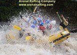 White-Water Rafting Balsa River Class II and III from La Fortuna