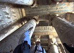 Full-Day Dendera Temple Tour from Hurghada with Nile Trip